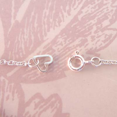 Lovebirds & Butterflies Cradle Bracelet