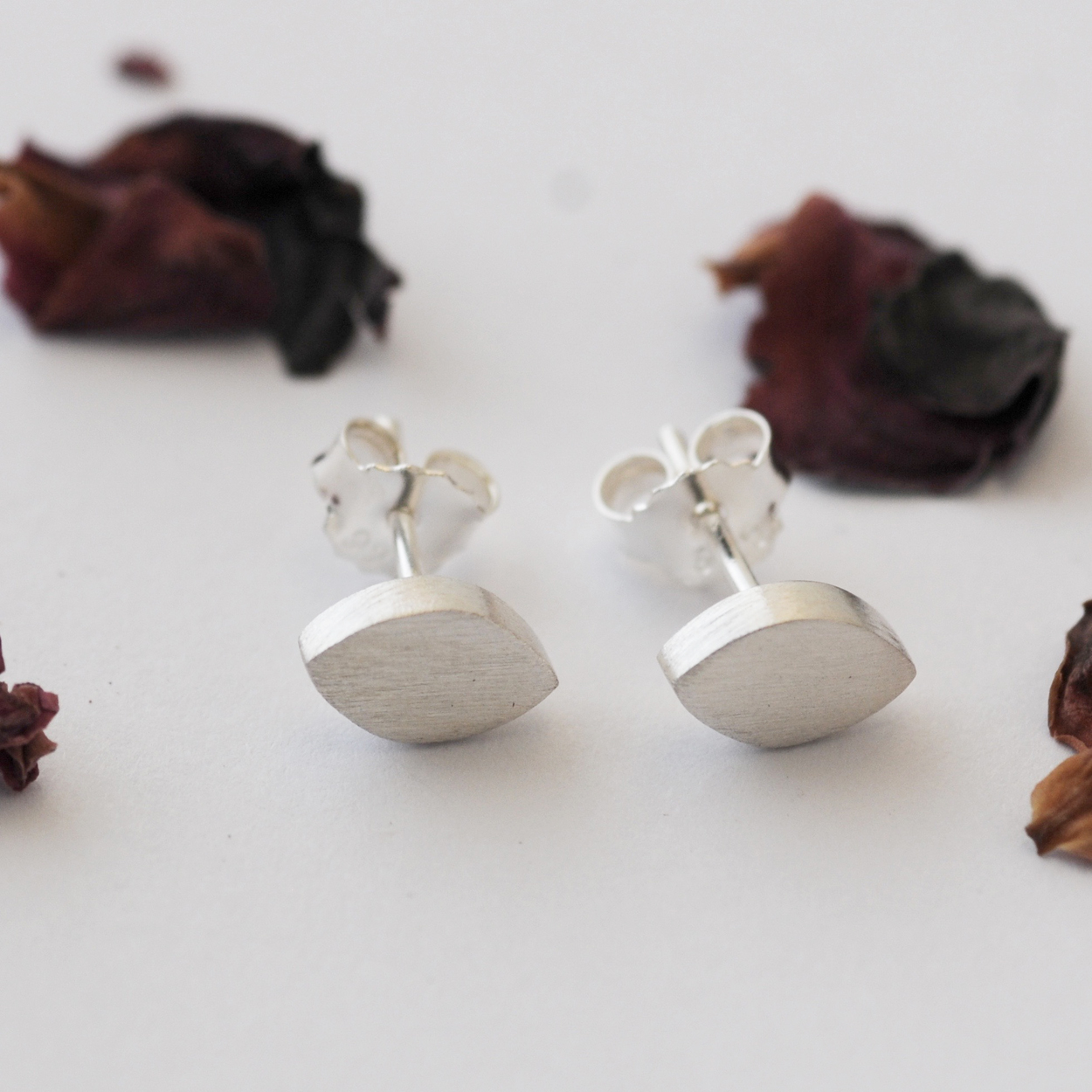 Oval Earrings