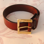 Leather belt (38-40mm)