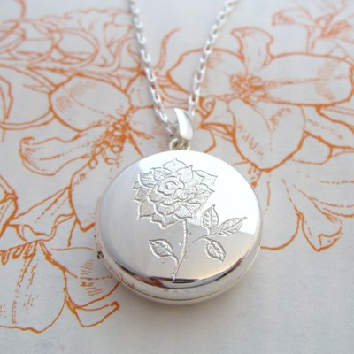 Rose Locket