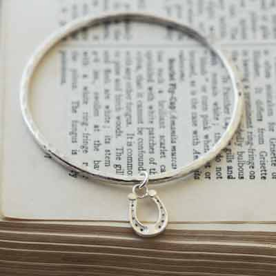 Horseshoe Bangle
